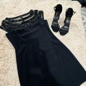 EUC black dress